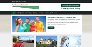 Poyer Insurance Home Page